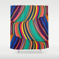 Mapel Shower Curtain