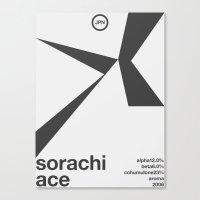 Sorachi Ace Single Hop Canvas Print