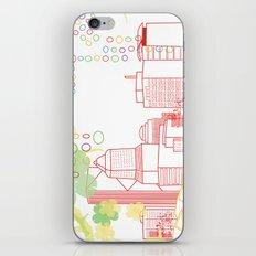 Crayon Portland Oregon iPhone & iPod Skin