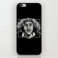 The Wilder Doctor iPhone & iPod Skin