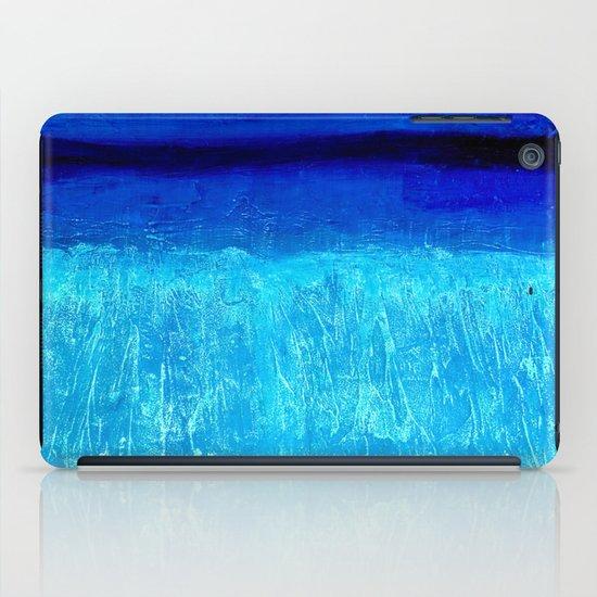 Blue Serenity iPad Case