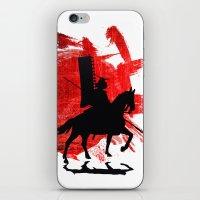 Japan Samurai iPhone & iPod Skin