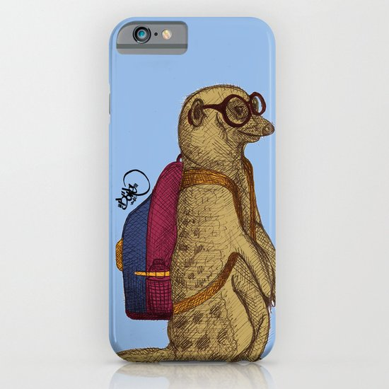 Ready for adventure iPhone & iPod Case