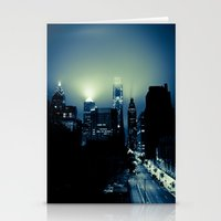 Philly glow Stationery Cards