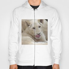White Lion Cub - The Next Generation! Hoody