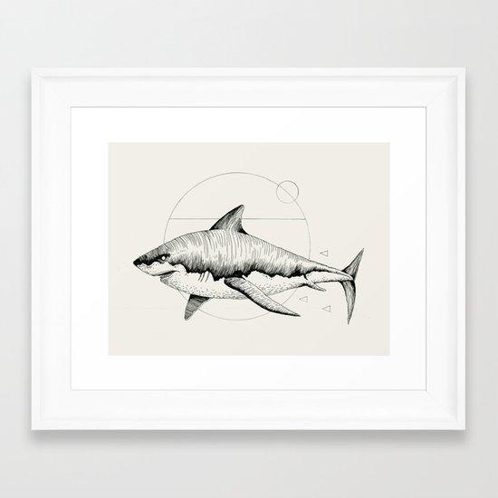 'Wildlife Analysis VIII' Framed Art Print