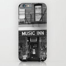 'Music Inn' New York Slim Case iPhone 6s