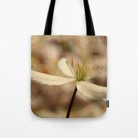 Delicate Bloom Tote Bag