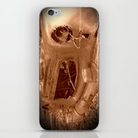 The Old Car In The Woods iPhone & iPod Skin