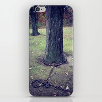 Unchain my Roots iPhone & iPod Skin