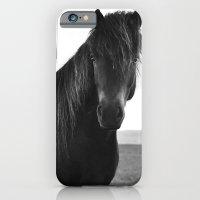 Icelandic horse iPhone 6 Slim Case