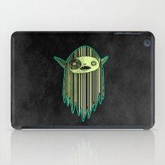 Phosphorescent Ghost iPad Case
