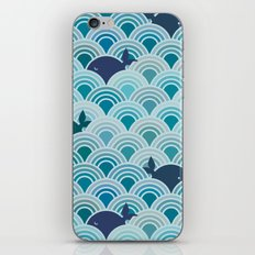 SONG OF THE SEA iPhone & iPod Skin