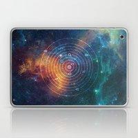 Sum Astrum Pulvis Laptop & iPad Skin
