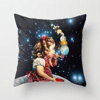 Maker Throw Pillow