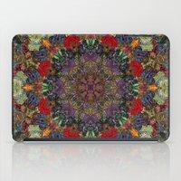 Hallucination Mandala 3 iPad Case