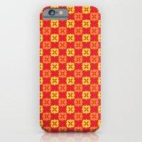 Happy Retro 8 iPhone 6 Slim Case