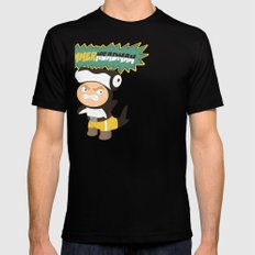 The Great Hammerheadman SMALL Black Mens Fitted Tee
