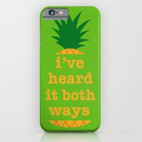 I've Heard It Both Ways iPhone 6 Slim Case