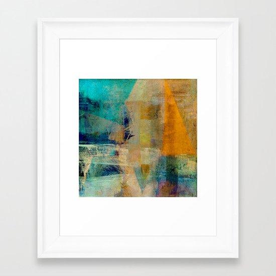 農民 (The Peasant) Framed Art Print