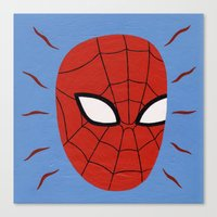 Spidey Sense Canvas Print