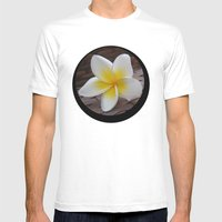 Uluwatu Love Mens Fitted Tee White SMALL
