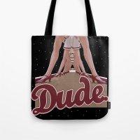 The Big Lebowski - Dude Tote Bag