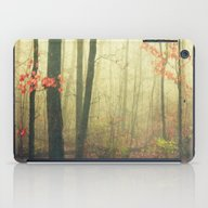 The Woods Are Lovely Dar… iPad Case