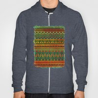 Inspired Aztec Pattern 3 Hoody