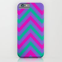 Chevron Berry Blast iPhone 6 Slim Case
