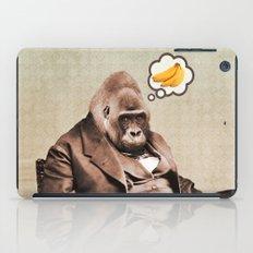 Gorilla My Dreams iPad Case