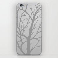 Misty Tree iPhone & iPod Skin