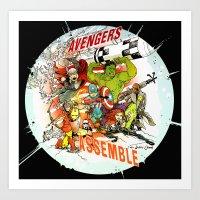 Avengers Assemble! - A