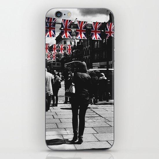 Jubilee Walk iPhone & iPod Skin
