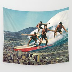 Of Course Wall Tapestry