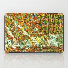 Autumn Aspen iPad Case