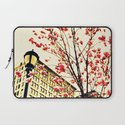street blossoms Laptop Sleeve