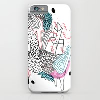 iPhone & iPod Case featuring Gooey by Estelle F