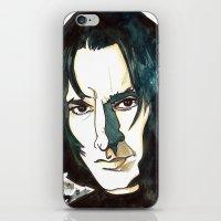 Professer Snape iPhone & iPod Skin