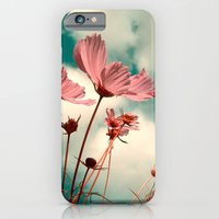 Cosmos Flowers II iPhone 6 Slim Case