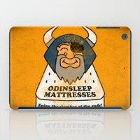 Odin - Odinsleep Mattresses iPad Case