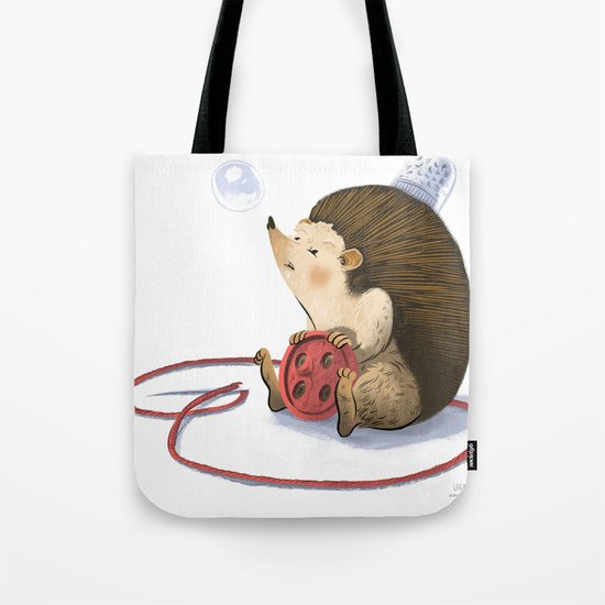 Hedgy Tote Bag
