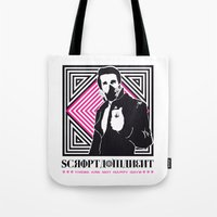 ###THESE ARE NOT HAPPY D… Tote Bag