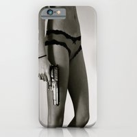 Bad Ass Babe iPhone 6 Slim Case