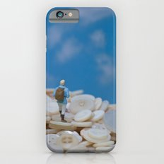 The Great Button Hike iPhone 6 Slim Case