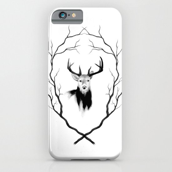 DEER REVISITED iPhone & iPod Case