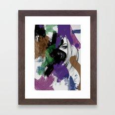 digital Framed Art Print