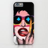 iPhone & iPod Case featuring Hot! by Pierre-Paul Pariseau