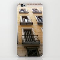 spanish windows iPhone & iPod Skin