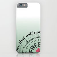 Love Will Set You Free iPhone 6 Slim Case